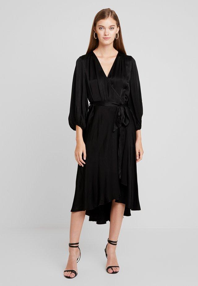 AGGIE DRESS - Maxiklänning - black