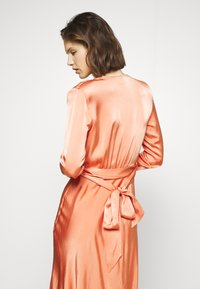 Ghost - MERYL DRESS - Paitamekko - orange - 5