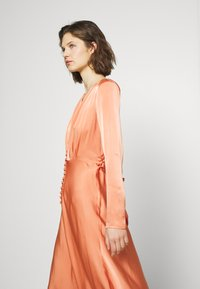 Ghost - MERYL DRESS - Paitamekko - orange - 3