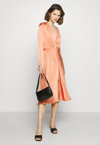 Ghost - MERYL DRESS - Paitamekko - orange - 1