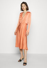 Ghost - MERYL DRESS - Paitamekko - orange - 0