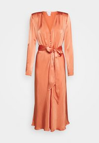 Ghost - MERYL DRESS - Paitamekko - orange - 4