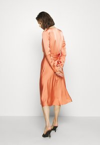 Ghost - MERYL DRESS - Paitamekko - orange - 2