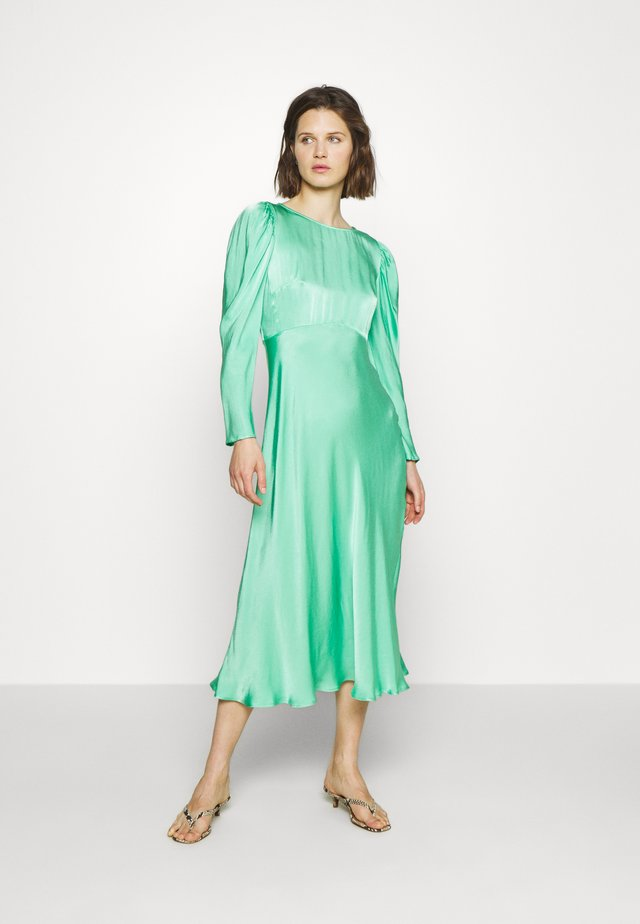 ROSALEEN DRESS - Cocktailjurk - green
