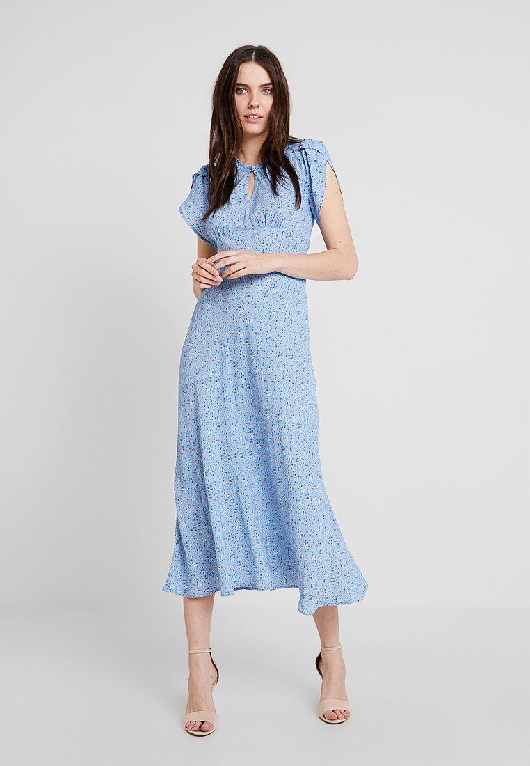 Ghost - PIXIE DRESS - Maxikleid - blue
