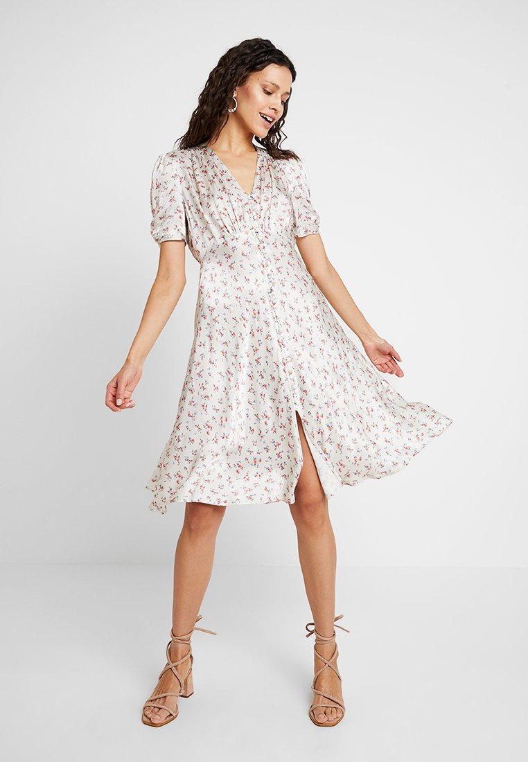 Ghost - SABRINA DRESS - Cocktail dress / Party dress - off-white