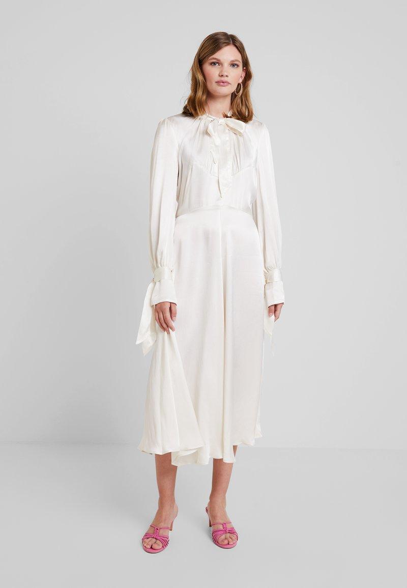 Ghost - CECILA DRESS - Freizeitkleid - cream