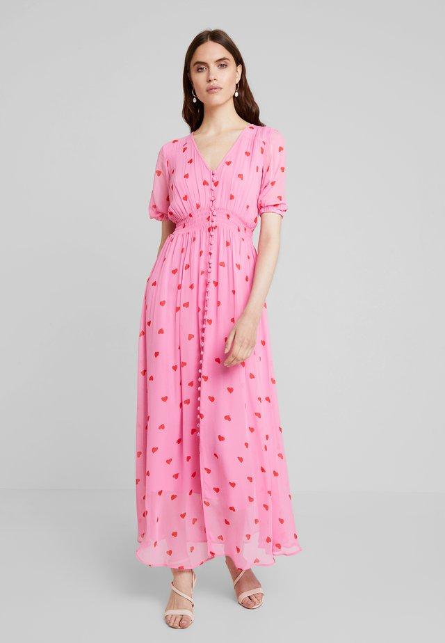 VALENTINA DRESS - Maxikleid - pink