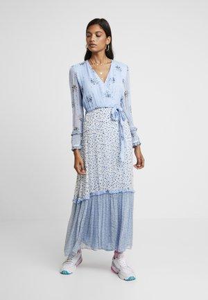 AVERY DRESS - Maxiklänning - blue
