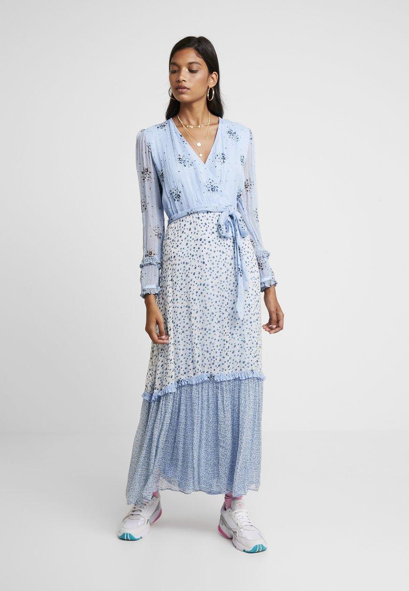 Ghost - AVERY DRESS - Maxikleid - blue