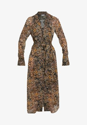 ELOISE DRESS - Blusenkleid - brown