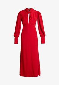 Ghost - JULIA DRESS - Maksimekko - red - 5