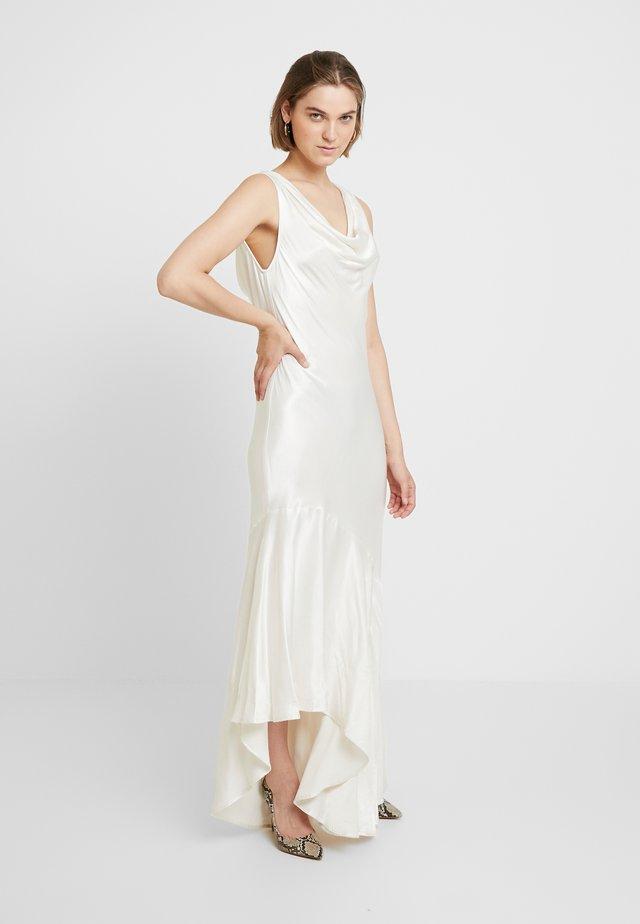 DARCEY DRESS - Iltapuku - ivory