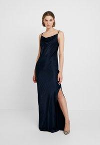 Ghost - STELLA DRESS - Ballkjole - dark blue - 2