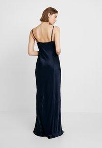 Ghost - STELLA DRESS - Ballkjole - dark blue - 3