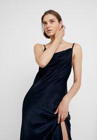 Ghost - STELLA DRESS - Ballkjole - dark blue - 4