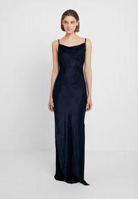 Ghost - STELLA DRESS - Ballkjole - dark blue - 0