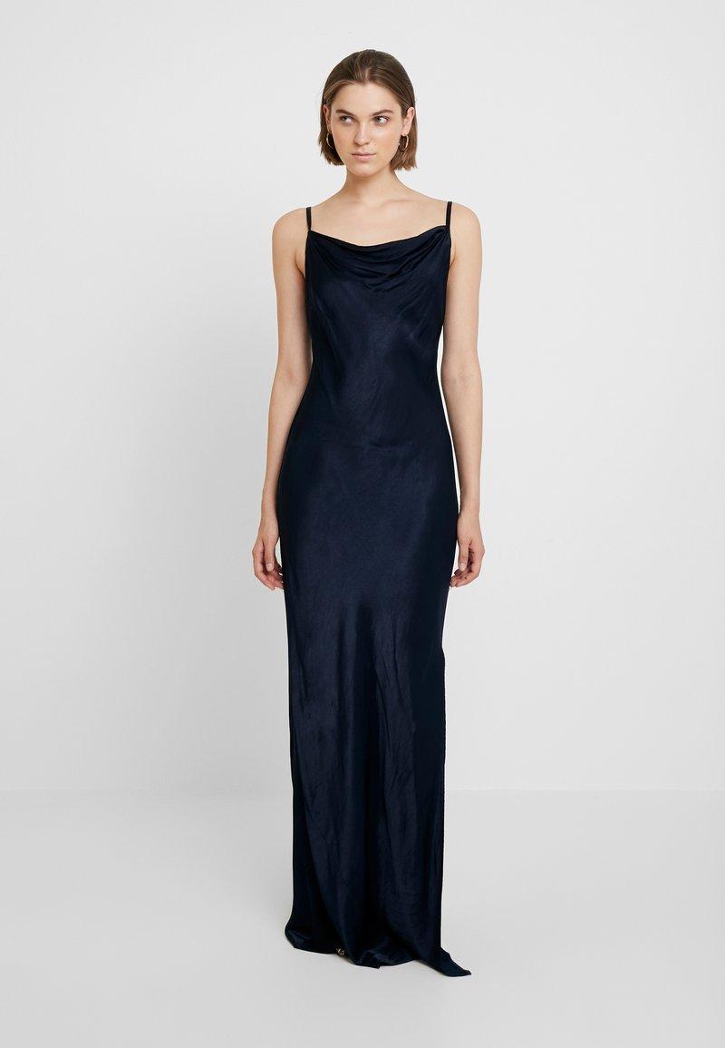 Ghost - STELLA DRESS - Ballkjole - dark blue