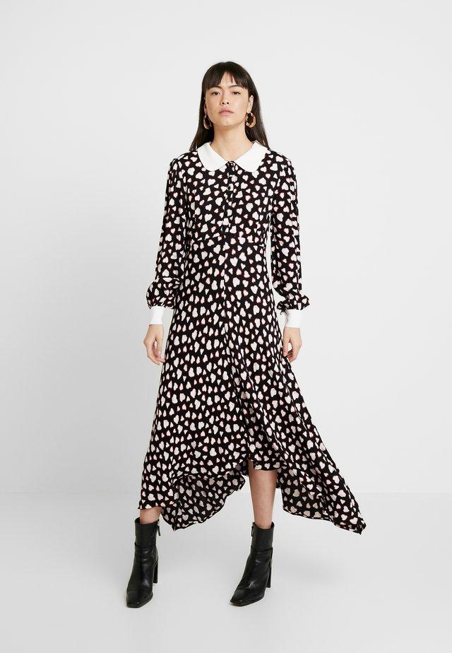 HARISON DRESS - Maxiklänning - pink