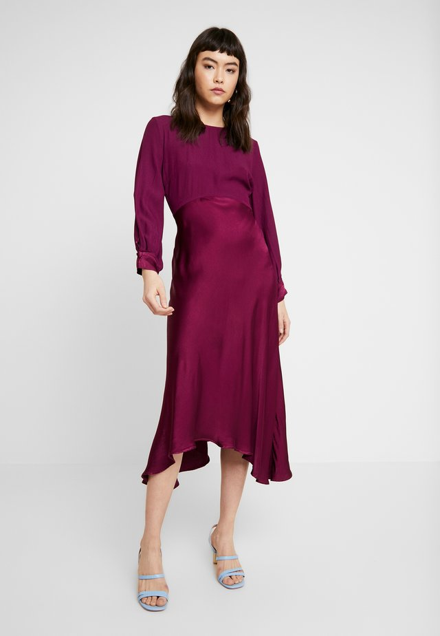 RAE DRESS - Juhlamekko - purple