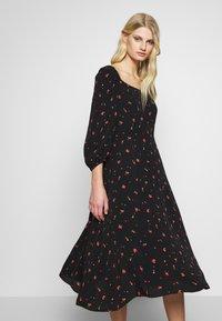 Ghost - JOY DRESS - Day dress - black - 4
