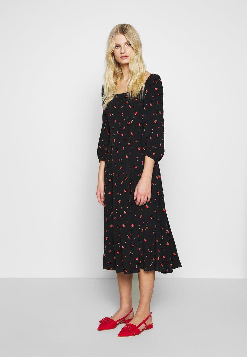 Ghost - JOY DRESS - Day dress - black