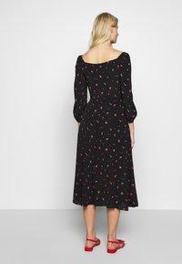 Ghost - JOY DRESS - Day dress - black - 2