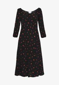 Ghost - JOY DRESS - Day dress - black - 5