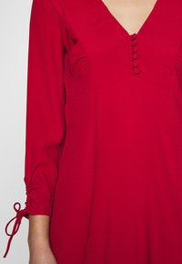 Ghost - CHARLINE DRESS - Skjortekjole - chilli paper - 6