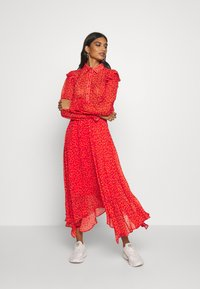 Ghost - AUDREE DRESS - Kjole - red - 1