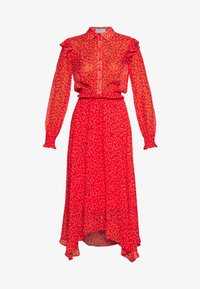 Ghost - AUDREE DRESS - Kjole - red - 4