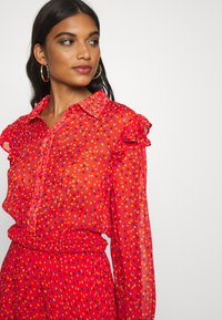 Ghost - AUDREE DRESS - Kjole - red - 3