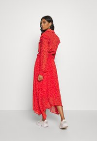 Ghost - AUDREE DRESS - Kjole - red - 2