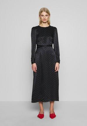 LILI DRESS - Day dress - spot print