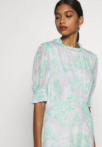 Ghost - ALICIA DRESS BRIDAL - Vestido de fiesta - turquoise - 3
