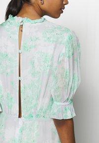 Ghost - ALICIA DRESS BRIDAL - Vestido de fiesta - turquoise - 5
