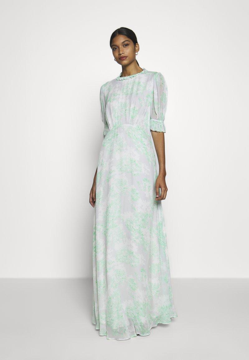 Ghost - ALICIA DRESS BRIDAL - Vestido de fiesta - turquoise