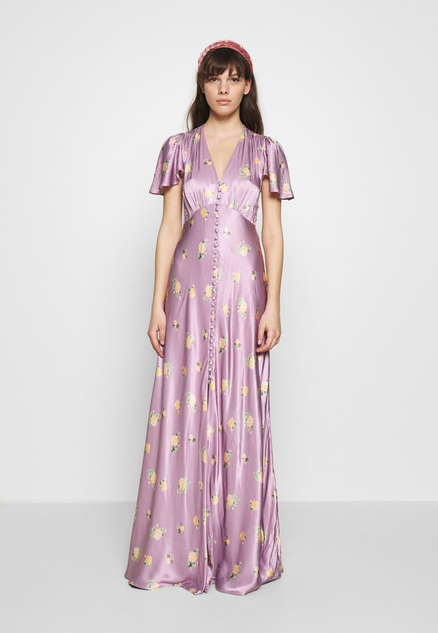 DELPHINE DRESS BRIDAL - Iltapuku - purple
