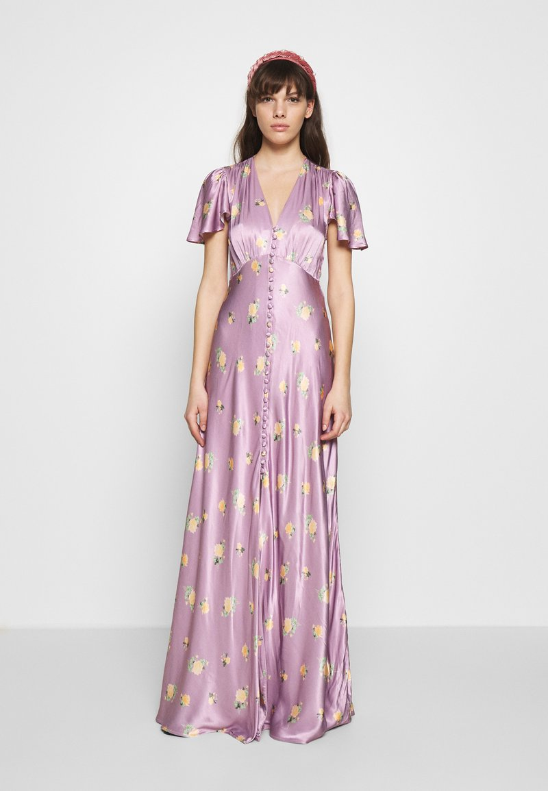 Ghost - DELPHINE DRESS BRIDAL - Occasion wear - purple