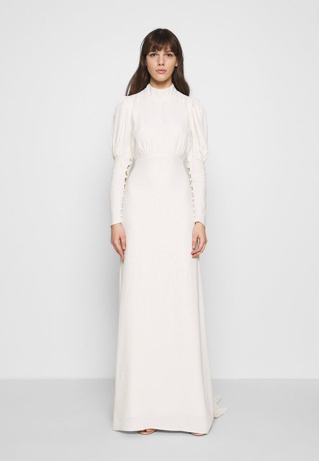 LAUREL DRESS BRIDAL - Suknia balowa - ivory