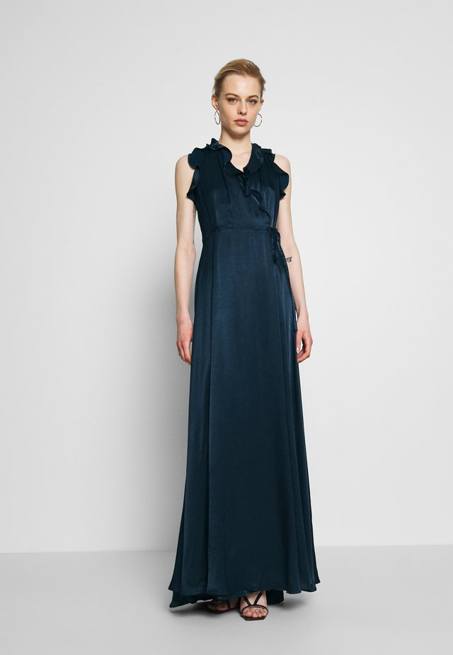 ROSIE DRESS BRIDAL - Galajurk - navy