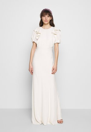 DELPHINE DRESS BRIDAL - Iltapuku - ivory
