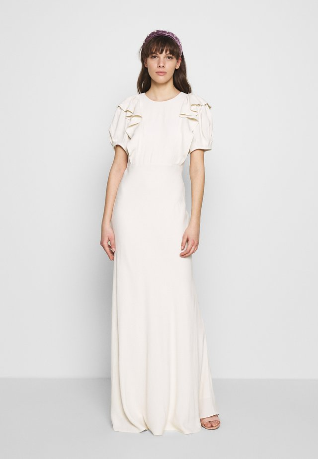 DELPHINE DRESS BRIDAL - Suknia balowa - ivory