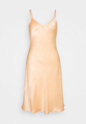 JO DRESS - Denní šaty - bronze