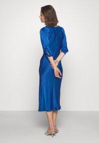 Ghost - LOWA DRESS - Vestido de cóctel - blue - 2