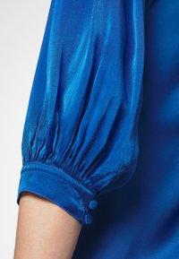 Ghost - LOWA DRESS - Vestido de cóctel - blue - 5