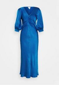 Ghost - LOWA DRESS - Vestido de cóctel - blue - 4