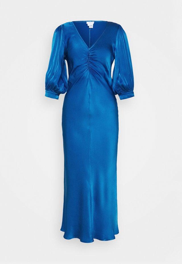LOWA DRESS - Juhlamekko - blue