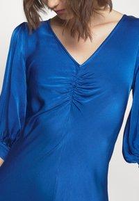 Ghost - LOWA DRESS - Vestido de cóctel - blue - 3