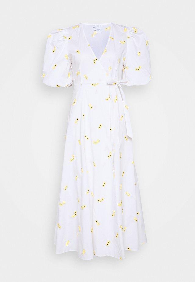 LUCINDA DRESS - Juhlamekko - white